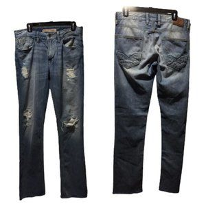 Guess Slim Straight Fit Size 32 Jeans